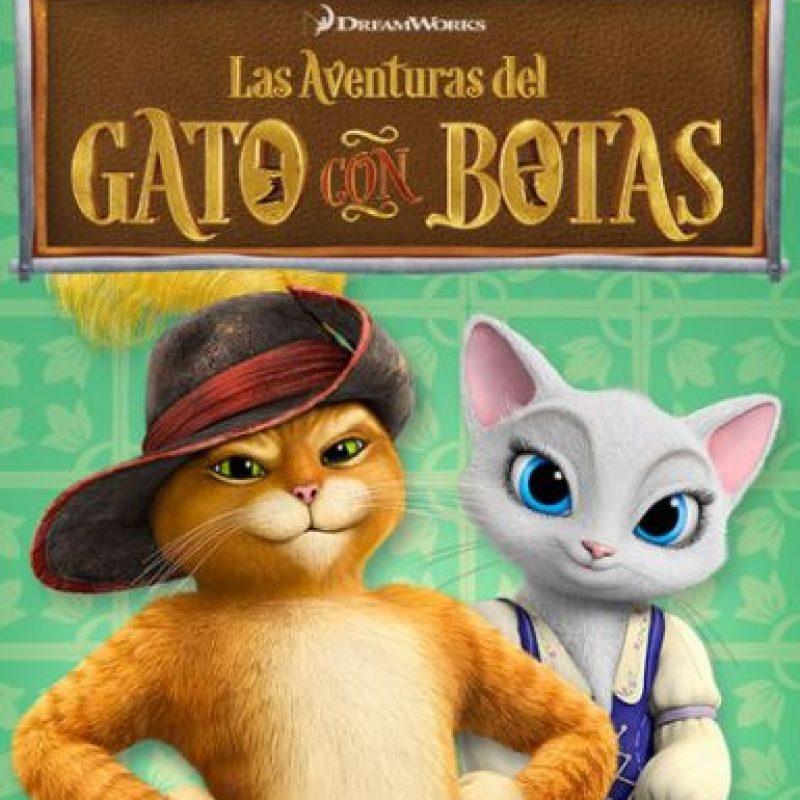 """""""Las aventuras del Gato con botas"""" – Temporada 2. Disponible a partir del 11 de diciembre. Foto:vía Netflix"""