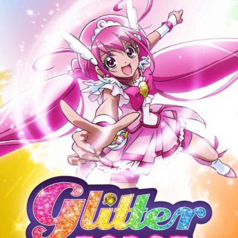 """""""Glitter Force"""" – Temporada 1. Disponible a partir del 18 de diciembre. Foto:vía Netflix"""