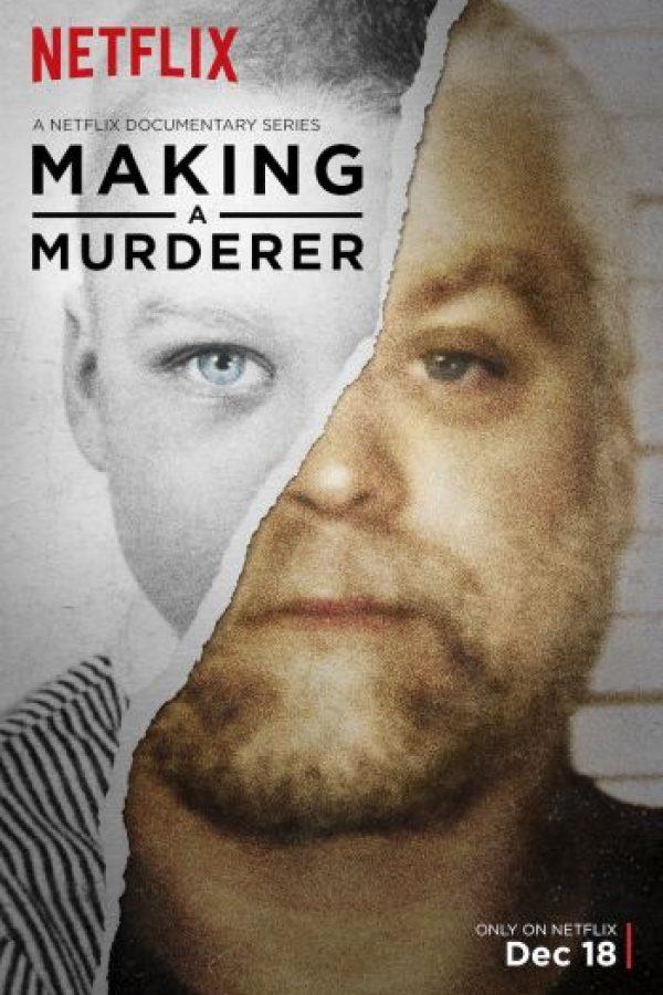 """""""Making a murderer"""". Disponible a partir del 18 de diciembre. Foto:vía Netflix"""