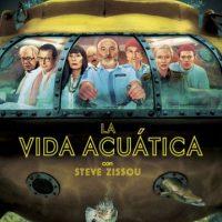 """""""La vida acuática con Steve Zissou"""". Disponible a partir del 9 de diciembre. Foto:vía Netflix"""