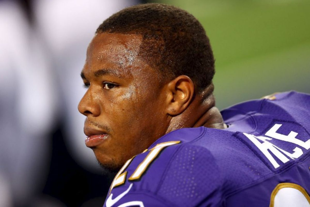 2. Ray Rice Foto:Getty Images