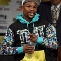 Floyd se retiró invicto Foto: Getty Images