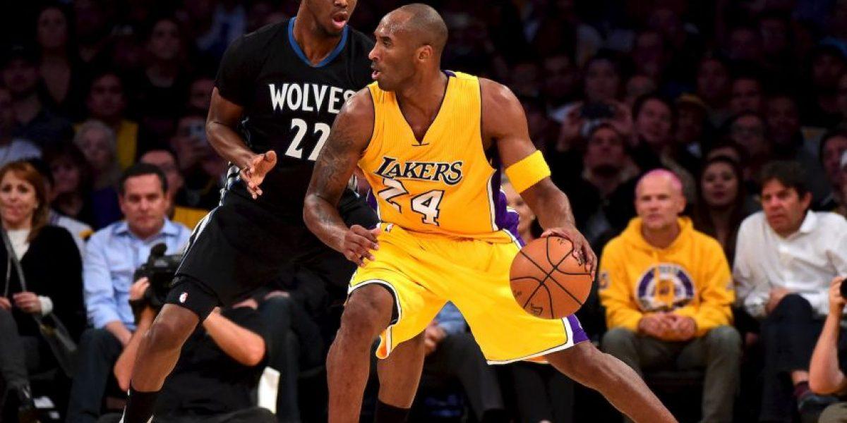 10 motivos por los que extrañaremos a Kobe Bryant, uno de los mejores basquetbolistas