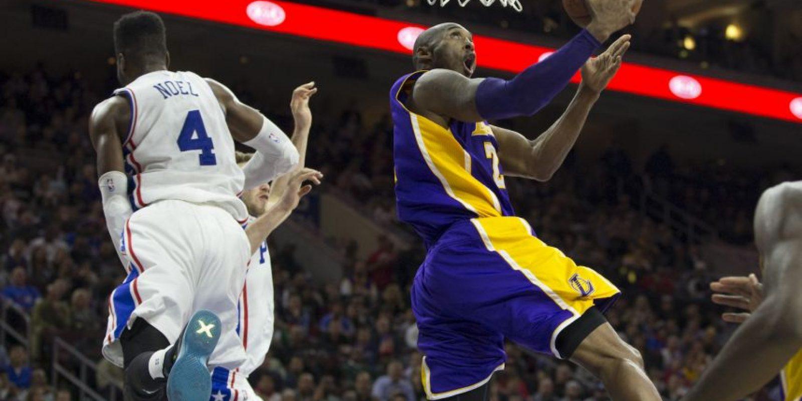 10. Sus polémicas con Michael Jordan y Shaquille O'Neal Foto:Getty Images