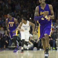 """""""Jordan también robó movimientos, como dicen que yo le robo a él"""", dijo en una ocasión Foto:Getty Images"""