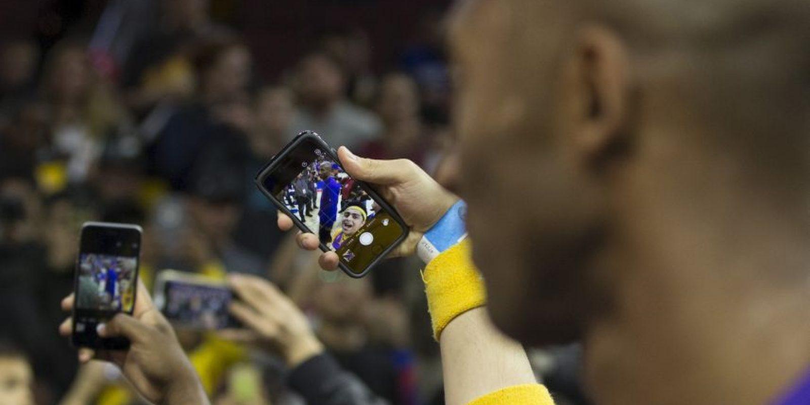 9. Es el tercer mejor anotador de la historia de la NBA Foto:Getty Images