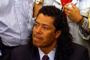 René Higuita. Exportero colombiano