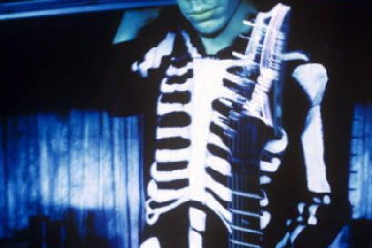 Wes Borland fascinaba por sus looks en sus videos. Foto:vía Getty Images