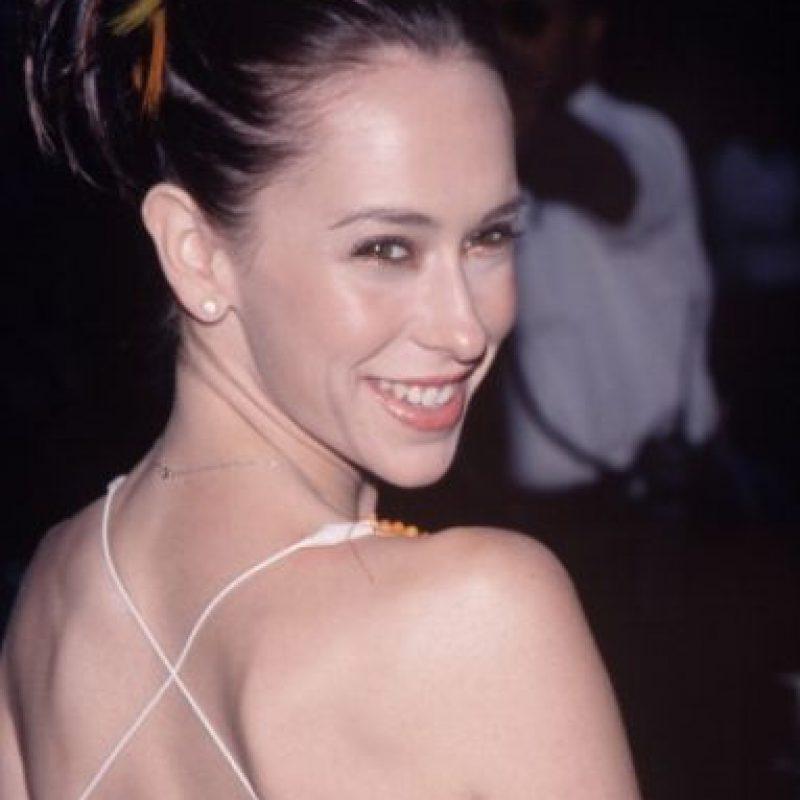 """Jennifer Love Hewitt era la musa del chico de instituto en """"Guerra por un Troyano"""" y """"Ya no puedo esperar"""". Foto:vía Getty Images"""