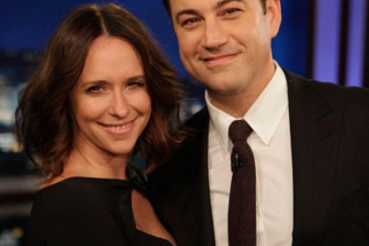 Está casada con Brian Hallisay. Foto:vía Getty Images