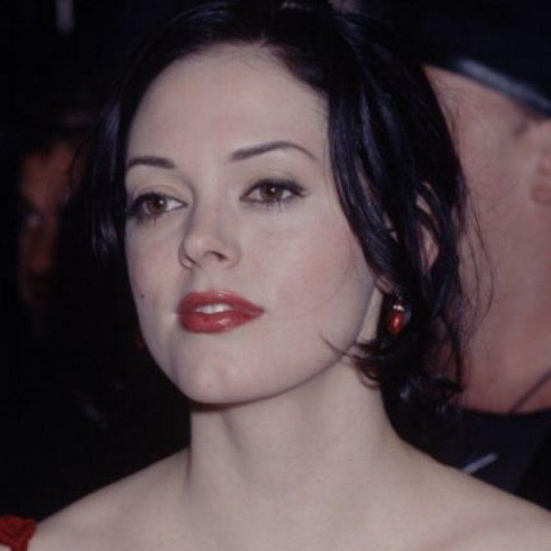 """Rose McGowan era la """"Lolita Malvada"""" de varias películas adolescentes. Foto:vía Getty Images"""