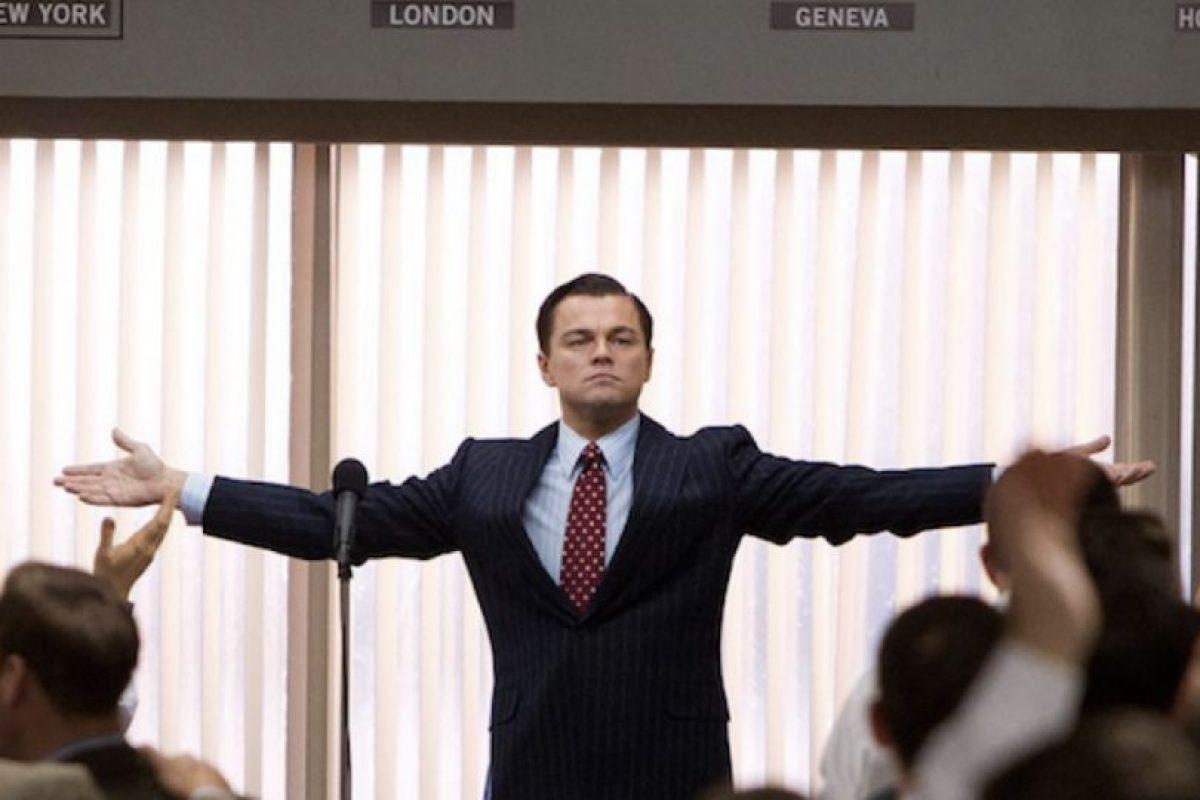 """""""El Lobo de Wall Street"""", película de Martin Scorsese de 2013, mostró el gran fraude de la empresa Straton Oakmont. Foto:vía Paramount Pictures"""