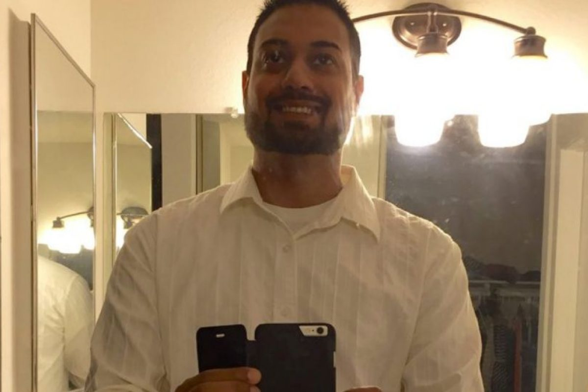 Se llama Syed Farook. Se desempeñaba como agente financiero. Foto:vía Facebook