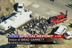 Hay un tercer sospechoso en custodia. Foto:vía AFP