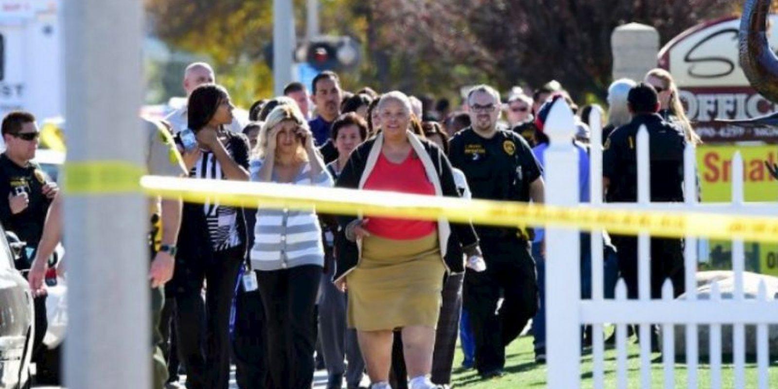Hay tres sospechosos actualmente. Foto:vía AFP