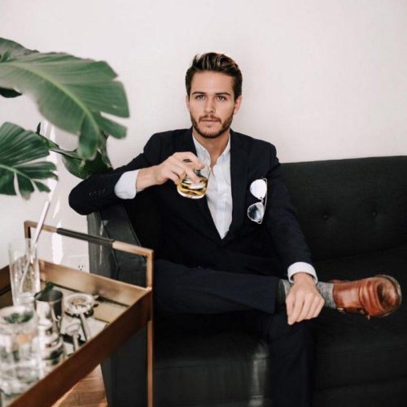 """Millones de chicas revelan en dicha red social que es """"el hombre más guapo del mundo"""". Foto:Vía Instagram/@iamgalla"""