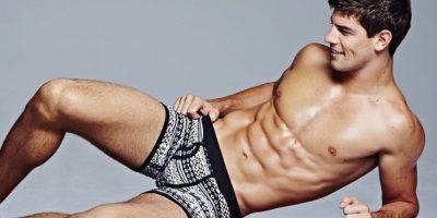 Este modelo estadounidense es admirado por más de 122 mil seguidores tan sólo en su cuenta de Instagram. Foto:Vía Instagram/@franky_cammarata