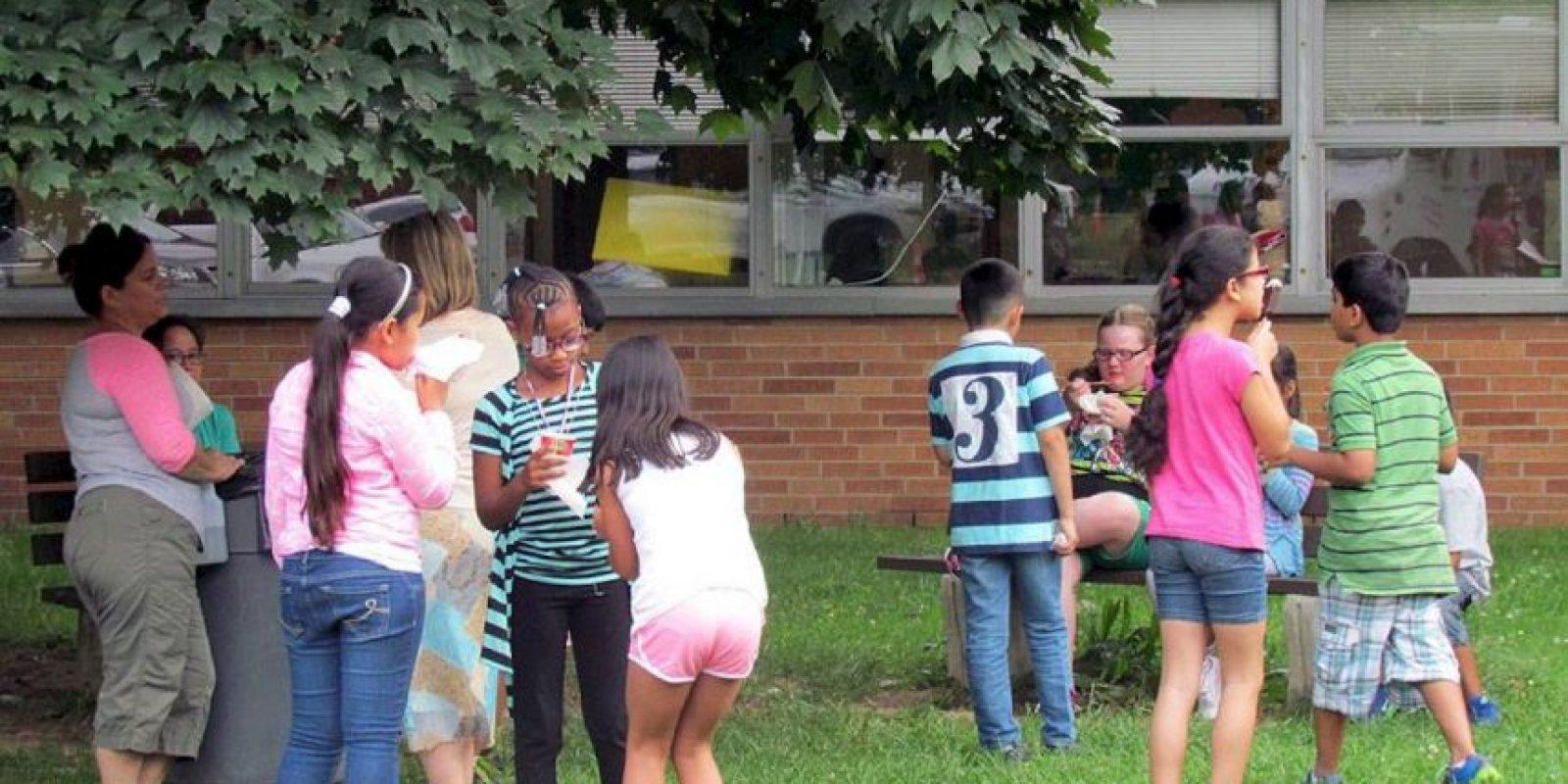 Aunque no se han presentado cargos en su contra, fueron suspendidos de la escuela. Foto:Vía facebook.com/pages/Number-14
