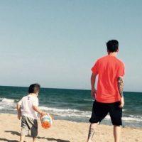 Miren las mejores imágenes de las redes sociales de Messi Foto:Vía instagram.com/leomessi