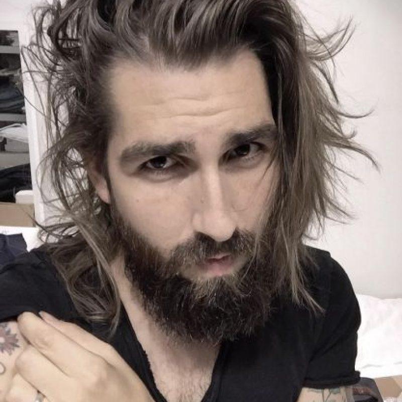 Este diseñador y modelo de Reino Unido deleita cada día a sus más de 121 mil seguidores en Instagram. Foto:Vía Instagram/@anthonybogdan
