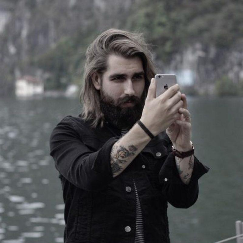 Y no es para menos, pues a muchas les roba suspiros por su look hipster y lumbersexual. Foto:Vía Instagram/@anthonybogdan