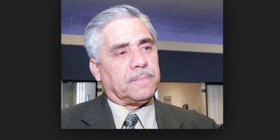 Héctor Trujillo. Guatemalteco, secretario del Comité Ejecutivo de la Federación de Fútbol de Guatemala. Foto:Getty Images
