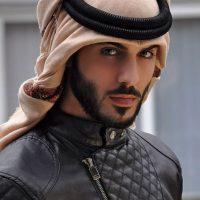 """Omar Borkan Al Gala, es considerado el """"hombre más guapo del mundo"""" luego de ser expulsado de Arabia Saudita por ser """"irresistible para las mujeres"""". Foto:Vía Instagram/@OmarBorkan"""