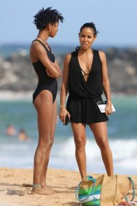 Jada y Willow