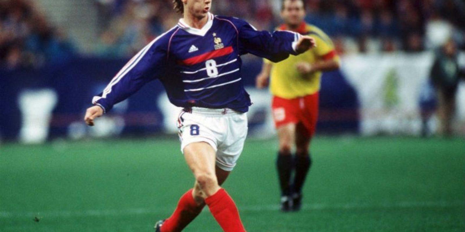 Tony Vairelles. Exfutbolista francés Foto:Getty Images