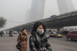 Contaminación en África. Foto:AFP