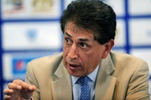 Jiménez, Trujillo y Salguero han sido implicados en las investigaciones. Foto:AFP