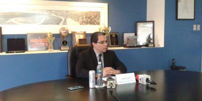 Fedefut discutirá posible renuncia del presidente Brayan Jiménez