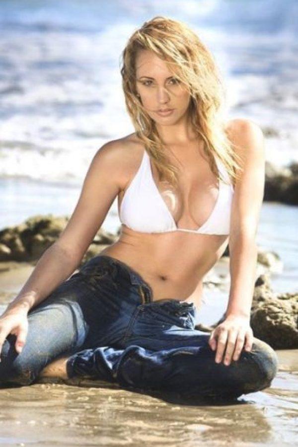 La actriz porno Brett Rossi lo denunció por obligarla a abortar en 2014. Foto:vía instagram.com/imbrettrossi