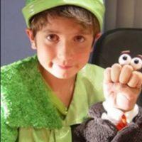 "José Miguel Pérez le dio vida a ""Ludoviquito"", el tercer hijo de la familia. Foto:vía twitter.com/jmiiguelperez"