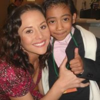 """Luego de su colaboración en esta producción siguió actuando en series de Televisa como """"La Rosa de Guadalupe"""". Foto:vía facebook.com/BrayanGibranMateoOficial"""