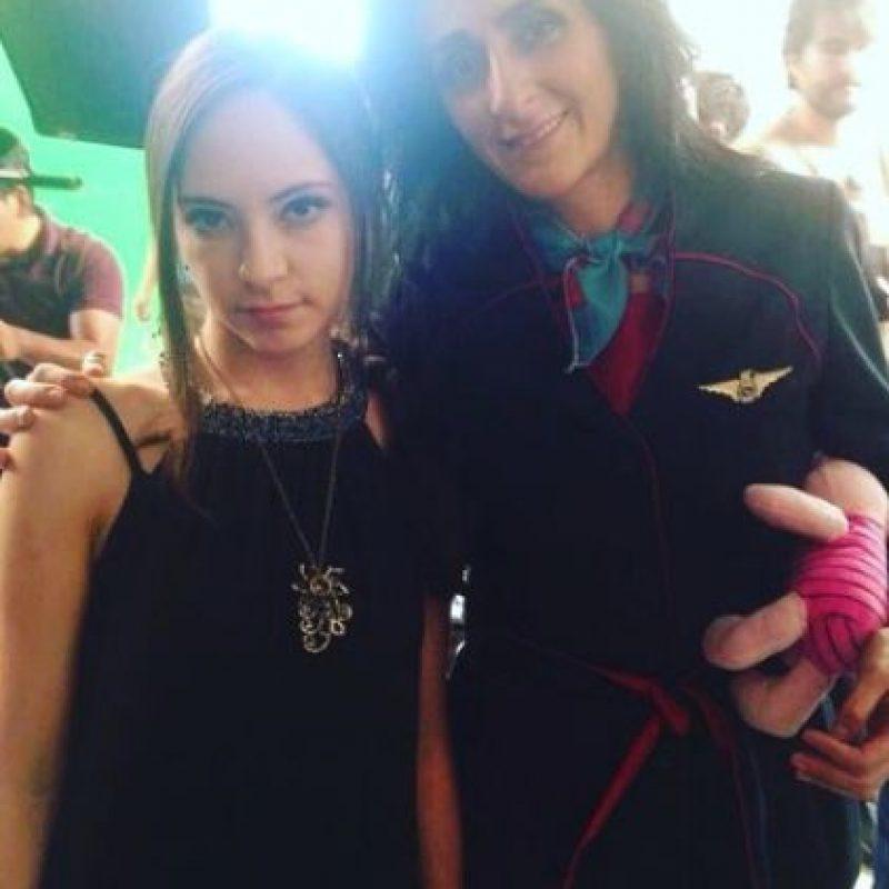 """Actualmente trabaja en el teatro con la puesta en escena """"Quiero ser una Chica Almodóvar"""". Foto:vía twitter.com/soybarbara"""