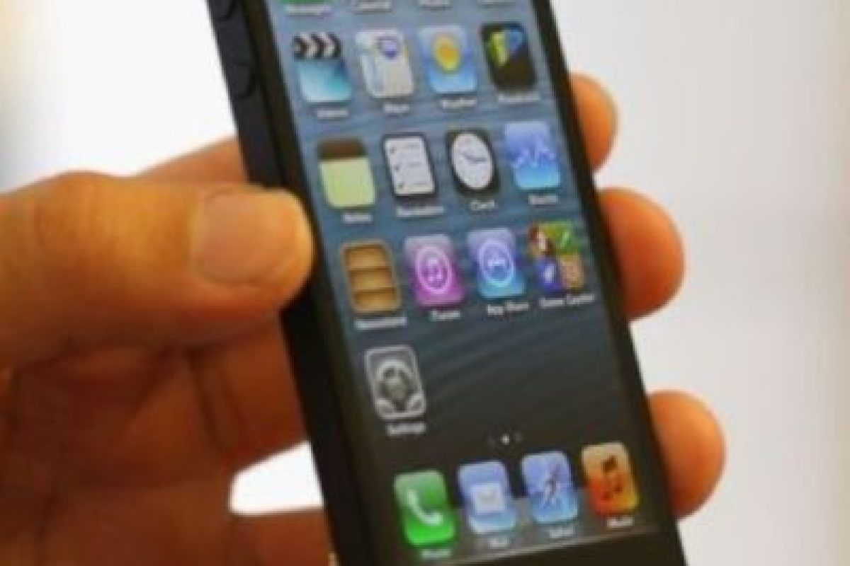 iPhone 5 (2012). Foto: Getty Images