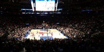 Madison Square Garden en Nueva York, Estados Unidos. Foto:vía instagram.com/peter.murray127