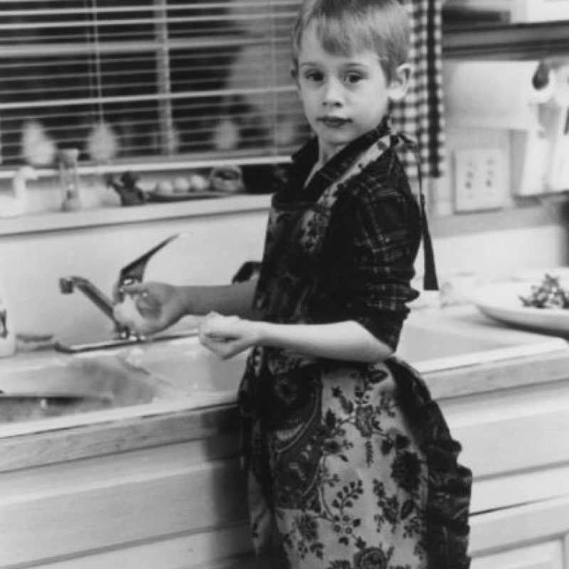 El actor empezó a actuar cuando tenía cuatro años Foto:IMDB