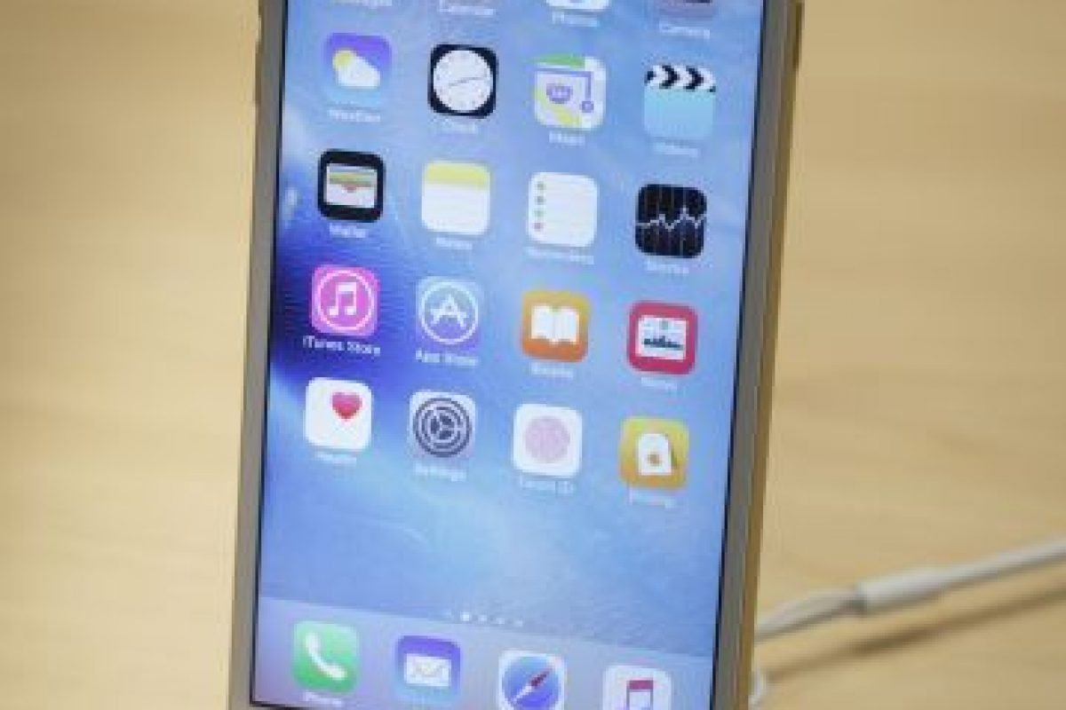 iPhone 6s (2015). Foto: Getty Images