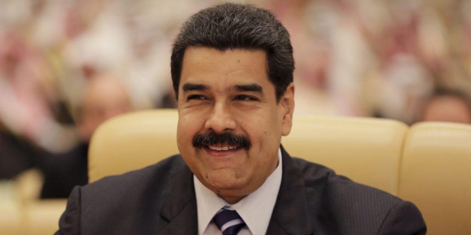 La cadena de televisión para la que trabaja ha hecho distintas críticas al gobierno del presidente Nicolás Maduro. Foto:AP