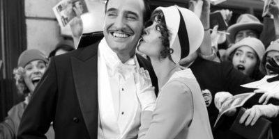 """""""El artista"""" es una es una película francesa de drama y comedia romántica en el estilo de una película muda en blanco y negro. Fue nominada para diez premios Óscar y ganó cinco, incluyendo mejor película, mejor director y mejor actor. Foto:La Petite Reine, ARP Sélection"""