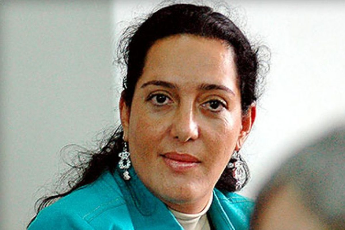 """Lorena Henao Montoya era llamada """"La Viuda de la Mafia"""" y estuvo en familia de narcos y se casó con Iván Urdinola, capo del Cartel del Norte del Valle. Fueron una poderosa pareja criminal. Foto:vía El Espectador"""