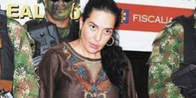 Ella continuó con el negocio y luego pagó cárcel. Hasta que la mataron hace tres años. Foto:vía El Espectador