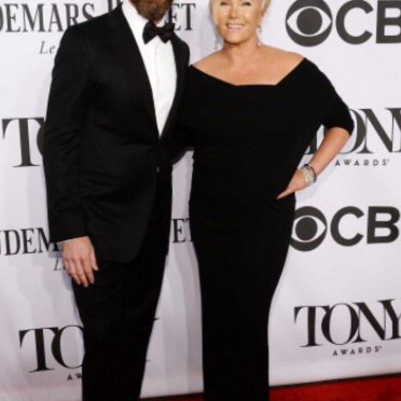 Deborra Lee- Furness es la esposa de Hugh Jackman. Foto:vía Getty Images