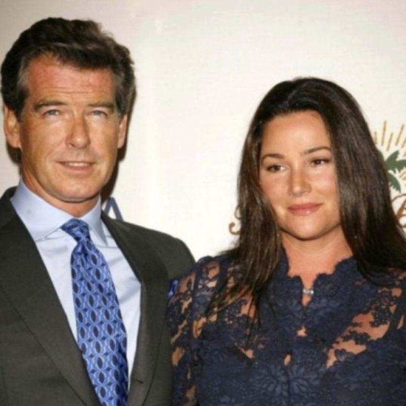 Tienen dos hijos. Foto:vía Getty Images