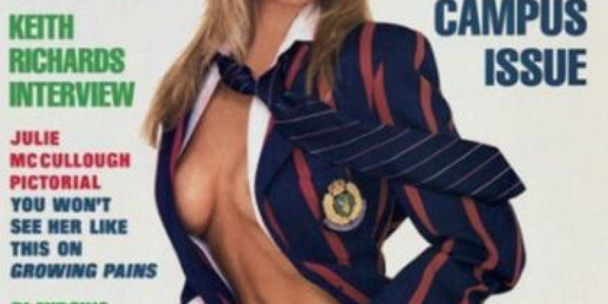 Playboy se despide de los desnudos con Pamela Anderson