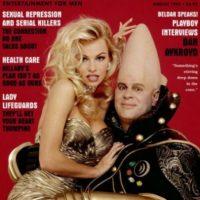 Las mejoras portadas de revistas de Pamela Anderson Foto:Playboy