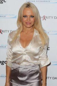 Las mejoras portadas de revistas de Pamela Anderson Foto:Especial