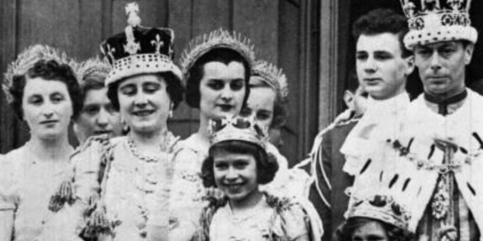 La joya fue colocada en la corona de la Reina Isabel madre. Foto:Vía royal.gov.uk